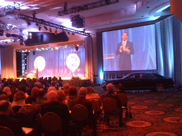KT DreamW 2011 Global Information Network with Kevin Trudeau